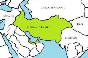 Mehranid 1500