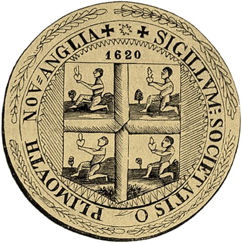 File:Plymouth Colony seal.png