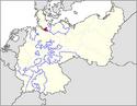 CV Map of Hamburg 1918-1934