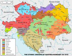 Austria Hungary ethnic