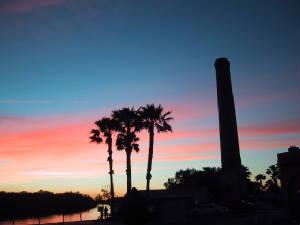 File:Chimney park sunset.jpeg