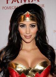 Kim Kardashian bigBbreastBKimBKardashianBwonderBwomanB