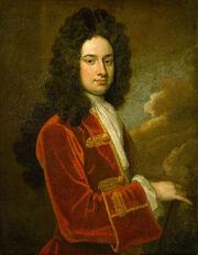 James Stanhope, 1st Earl Stanhope by Sir Godfrey Kneller, Bt