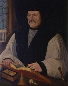 Archbishop Matthew Parker