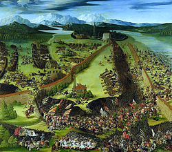 Battle of Pavia 1525