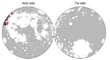 Location of Numa (Luna Earth II)