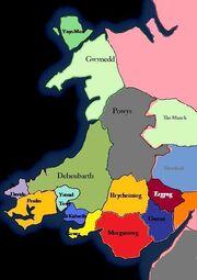 Wales June 1718