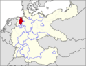 CV Map of Oldenburg 1991-present