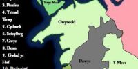 Provinces of Wales (Welsh History Post Glyndwr)