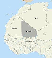 Azawad in context