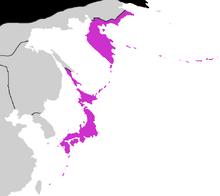 Japan location (PM II)