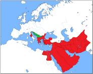 Alexander's Empire 311 BC Illyria