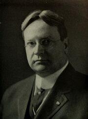 Portrait of Hiram Johnson