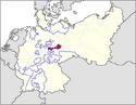 CV Map of Anhalt 1918-1934