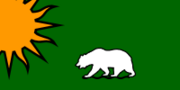 Inuit Confederacy Flag