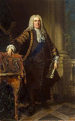 Robert Walpole, 1st Earl of Orford, Whig, 1721-1742