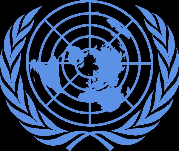 Resultado de imagen para ONU LOGO PNG