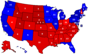 Election Results 2000 (President Gore)