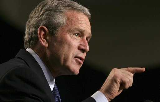 File:President George W Bush discussing Social Security.jpg