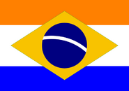 Flag of the Brazillian Empire
