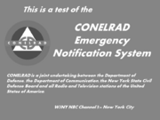 CONELRAD test slide FTBW