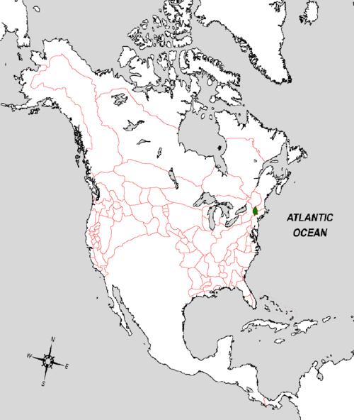 Kanienmark Map