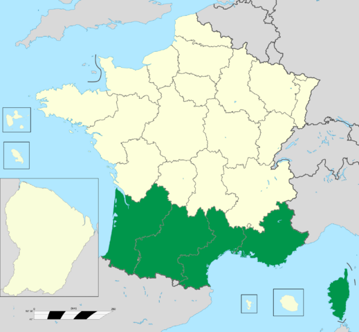 File:French Republic in Exile-Mainland France.png