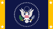 Presidential flag ufpa