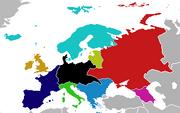 WIP map Germany AGCW