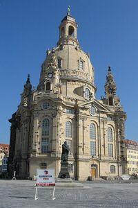 GMN Dresden Frauenkirche (VegWorld)