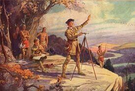 George Washington, Surveyor