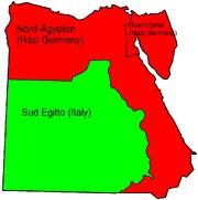 Egypt governorates english