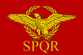 SPQR-Flag