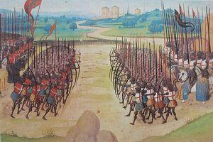 Battle of Whitland