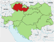 Location Bohemia A-H (TNE)
