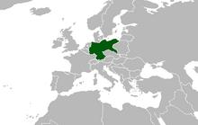 PrussiaLocation Reich Disunited