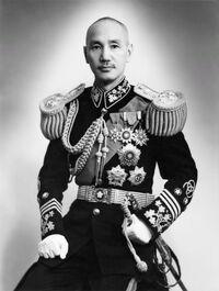 Chiang Kai-shek(蔣中正)