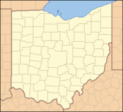 Ohio county map (Alternity)