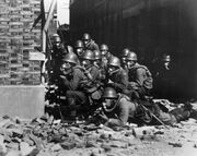 Japanese Special Naval Landing Forces in Battle of Shanghai 1937