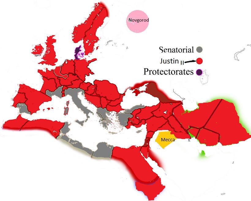 Rome Map f