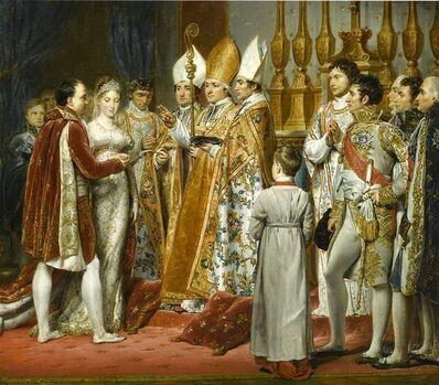 NapoleonMarieLouiseMarriage