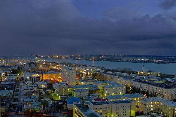 File:Arkhangelsk view from Vysotka.jpg