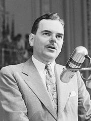 President Dewey Speech