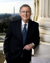 Sen Mitch McConnell official