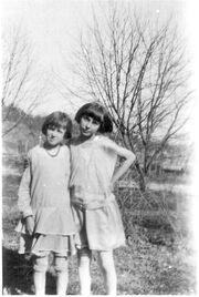 Lauran and Joan (1938)