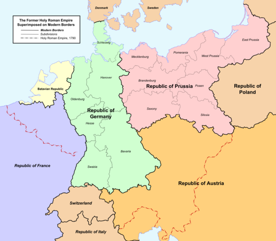 File:Map of the Former Holy Roman Empire (No Napoleon).png