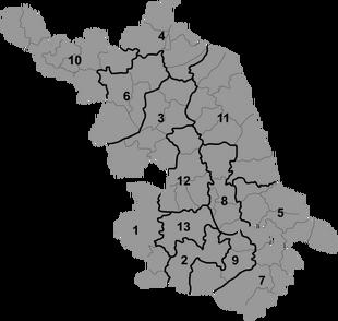 Han Eastern Provinces