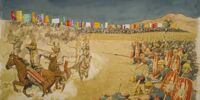 Roman victory at Carrhae