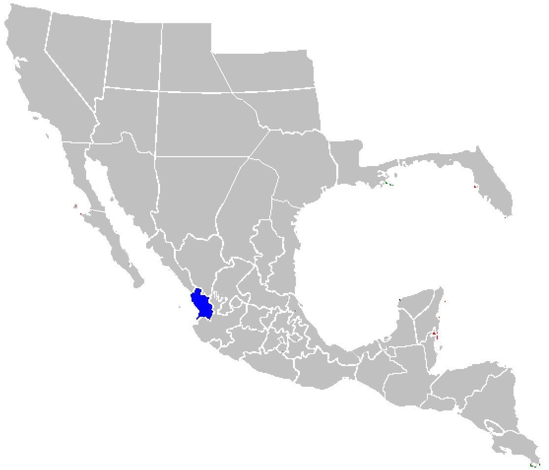Nayarit Gran Imperio Mexicano  Historia Alternativa  FANDOM