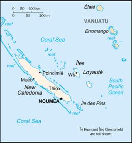 New Caledonia-CIA WFB Map (2004)